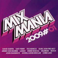 Cover  - Mixmania 2009#01