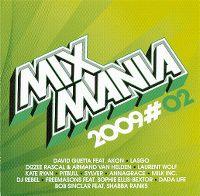 Cover  - Mixmania 2009#02
