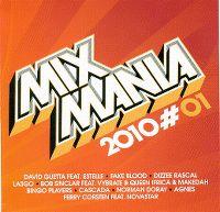 Cover  - Mixmania 2010#01