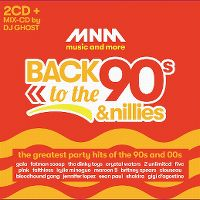 Cover  - MNM Back To The 90s & Nillies - Party Edition 2019
