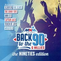 Cover  - MNM Back To The 90s & Nillies - The Nineties Edition