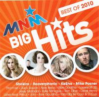 Cover  - MNM Big Hits - Best Of 2010