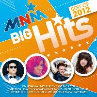 Cover  - MNM Big Hits - Best Of 2012