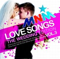 Cover  - MNM Love Songs Vol. 3 - The Wedding Edition