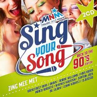 Cover  - MNM Sing Your Song - Back To The 90's Edition
