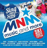 Cover  - MNM Sing Your Song - Ski Party Edition