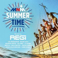 Cover  - MNM Summertime 2017 - Mixed By Regi