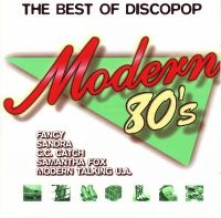 Cover  - Modern 80's - The Best Of Discopop