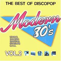 Cover  - Modern 80's - The Best Of Discopop Vol. 2