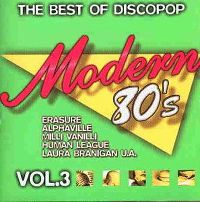 Cover  - Modern 80's - The Best Of Discopop Vol. 3