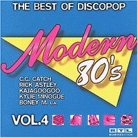 Cover  - Modern 80's - The Best Of Discopop Vol. 4