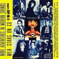 Cover  - More Adventures In Modern Sounds - WEA-Stars On CD