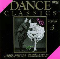 Cover  - More Dance Classics CD Volume 3