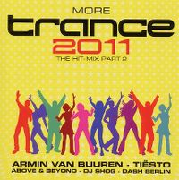 Cover  - More Trance 2011 - The Hit-Mix Part 2