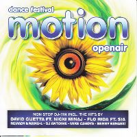 Cover  - Motion 2012 - Dance Festival - Openair