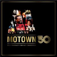 Cover  - Motown 50
