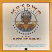 """Cover  - Motown Chartbusters 150 """"Hits Of Gold"""""""