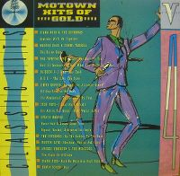 Cover  - Motown Hits Of Gold, Volume 4