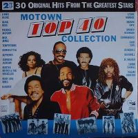 Cover  - Motown Top 40 Collection