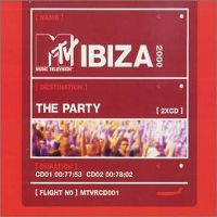 Cover  - MTV Ibiza 2000 - The Party