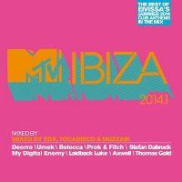 Cover  - MTV Ibiza 2014.1