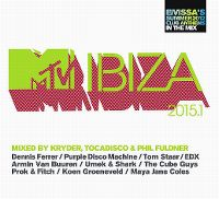 Cover  - MTV Ibiza 2015.1
