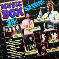 Cover  - Music Box