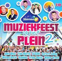 Cover  - Muziekfeest op het plein 2