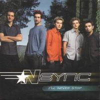 Cover *N Sync - I'll Never Stop