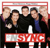 Cover *N Sync - Merry Christmas, Happy Holidays