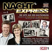 Cover  - Nachtexpress - Folge 3