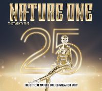 Cover  - Nature One - The Twenty Five - The Official Nature One Compilation 2019