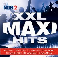 Cover  - NDR2 XXL Maxi Hits