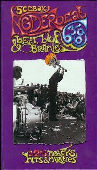 Cover  - Nederbeat '63-'69 - Beat, bluf & branie