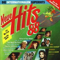 Cover  - Neue Hits 88 - Die internationalen Superhits