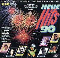 Cover  - Neue Hits 90 - Das deutsche Doppelalbum