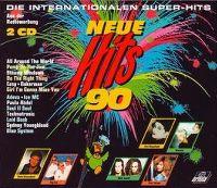 Cover  - Neue Hits 90 - Die internationalen Super-Hits