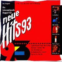 Cover  - Neue Hits 93 - Die internationale Doppel-CD