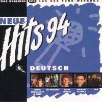 Cover  - Neue Hits 94 - Deutsch