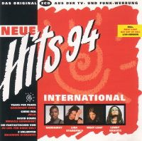 Cover  - Neue Hits 94 - International