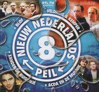 Cover  - Nieuw Nederlands Peil 8