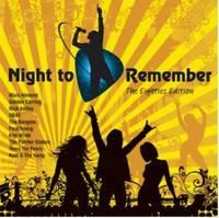 Cover  - Night To Remember - The Eighties Edition