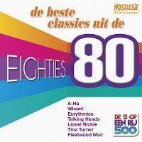 Cover  - Nostalgie - De 5 op een rij 500: De beste classics uit de eighties
