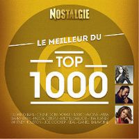 Cover  - Nostalgie - Le meilleur du Top 1000