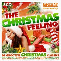Cover  - Nostalgie - The Christmas Feeling: De grootste Christmas classics