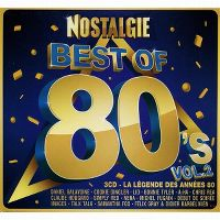 Cover  - Nostalgie Best Of 80's vol. 2