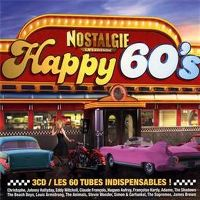 Cover  - Nostalgie Happy 60's
