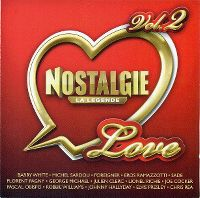 Cover  - Nostalgie Love vol. 2