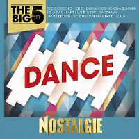 Cover  - Nostalgie The Big 5 - Dance