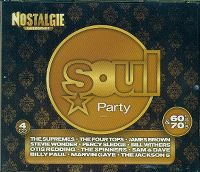 Cover  - Nostalgie Top 100 - Soul Party
